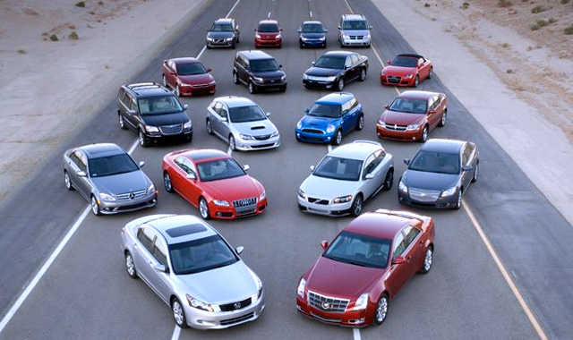 Выбираем себе автомобиль