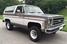 Chevrolet Blazer подвеска