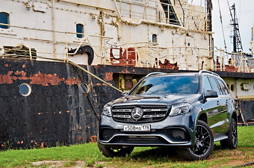 Mercedes: роскошь и мощь в лучшем виде!