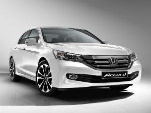 О Honda Accord Sedan 2014 года выпуска